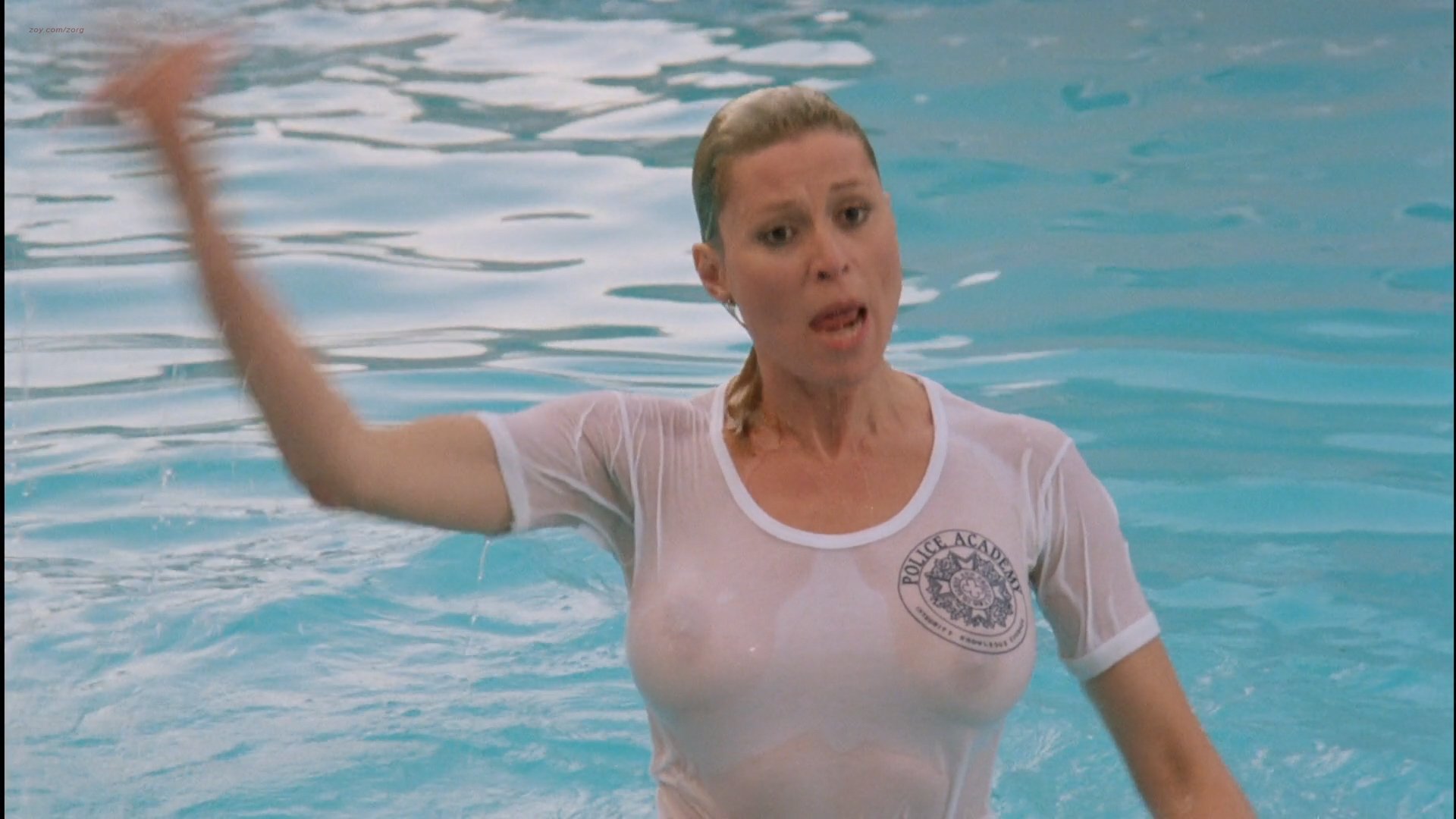 Police academy leslie easterbrook nude