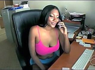 Big tits massage blowjob