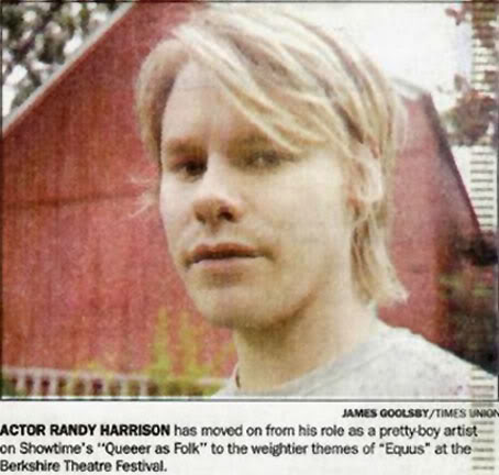 Randy harrison queer as folk nude