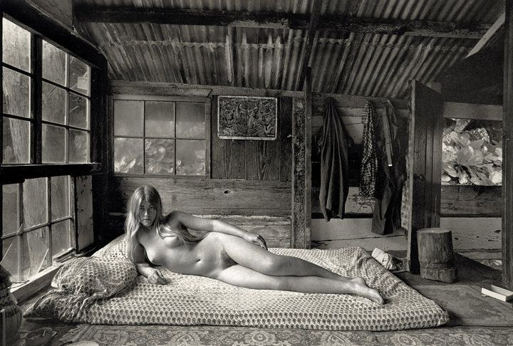 Hippy vintage 60s nudes