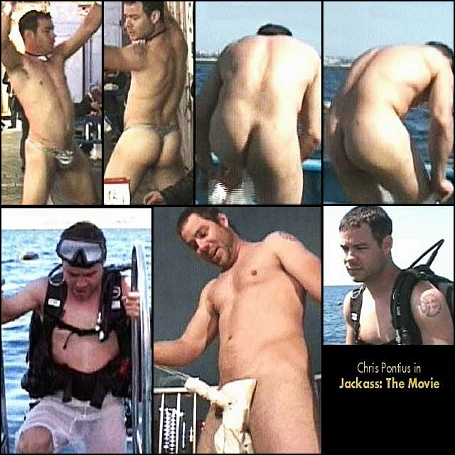 Jackass chris pontius naked