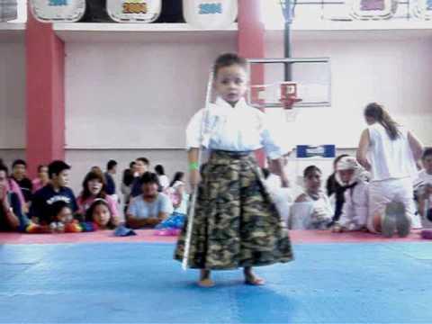 te do Ashi karate