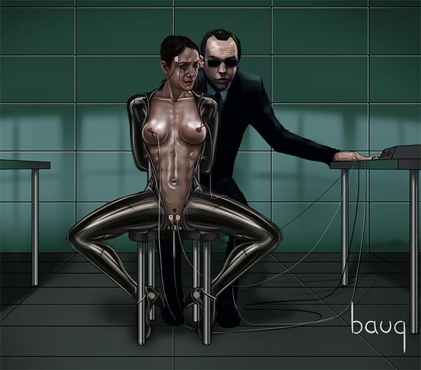 Matrix cartoons porn