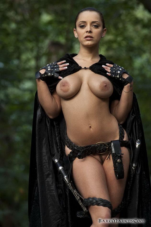 fantasy croft Nude lara