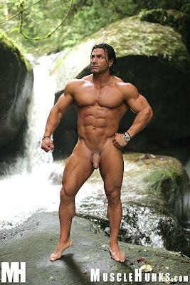 Daniel morocco nude