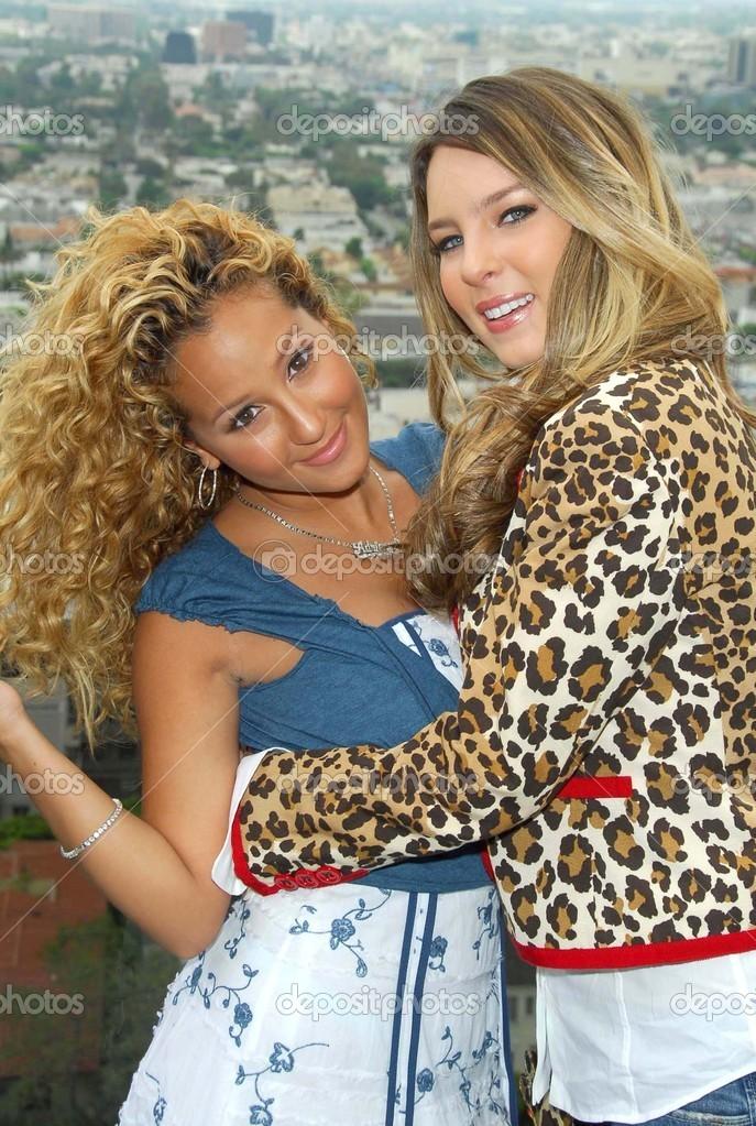 Cheetah girl adrienne bailon as