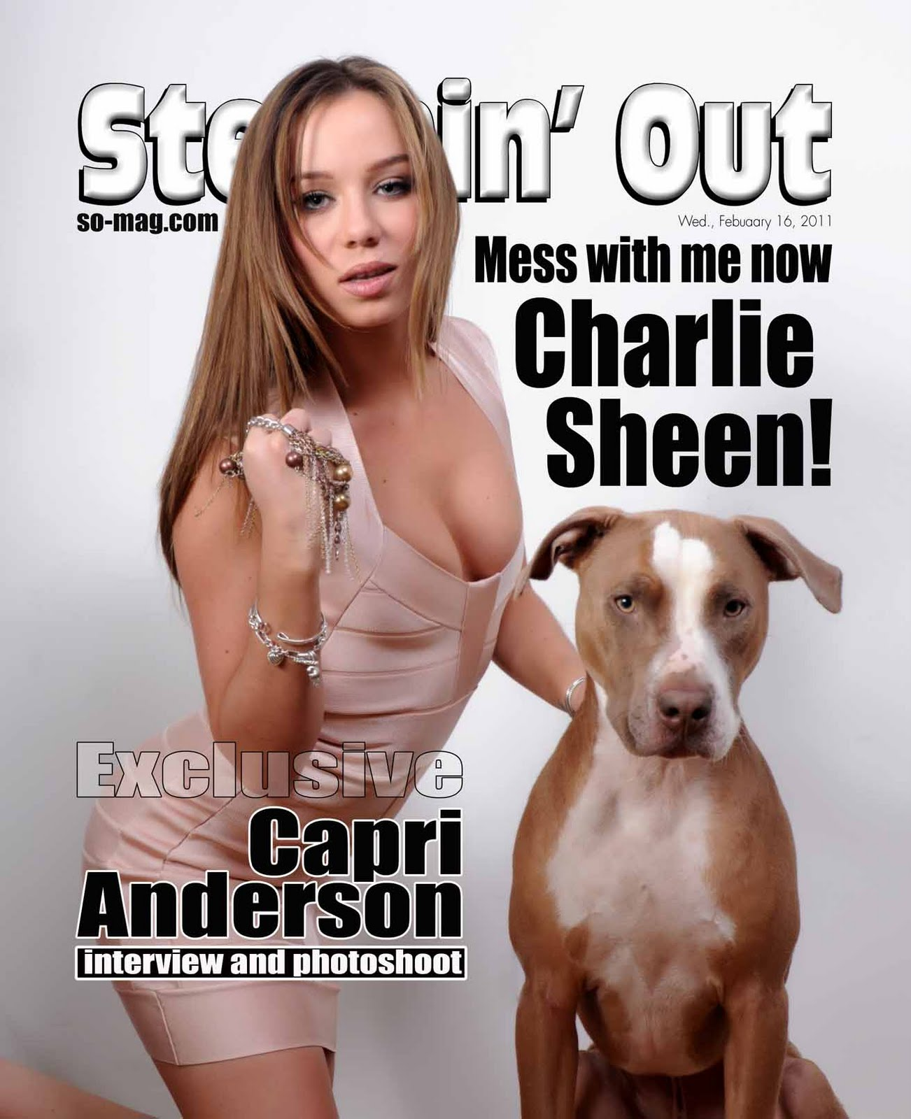 Capri anderson charlie sheen and porn