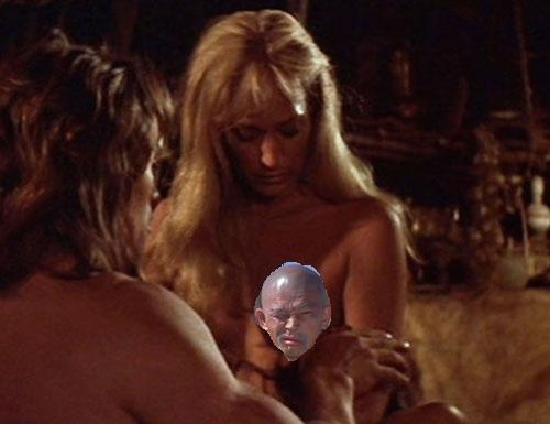 Conan the barbarian nude women