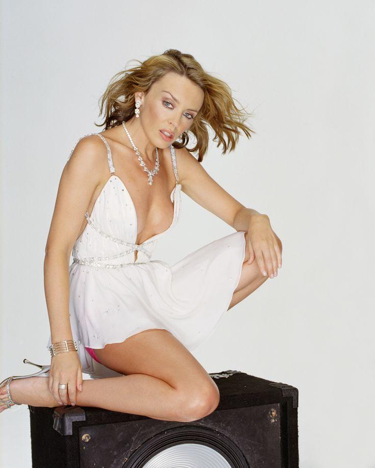 Kylie nude dannii minogue