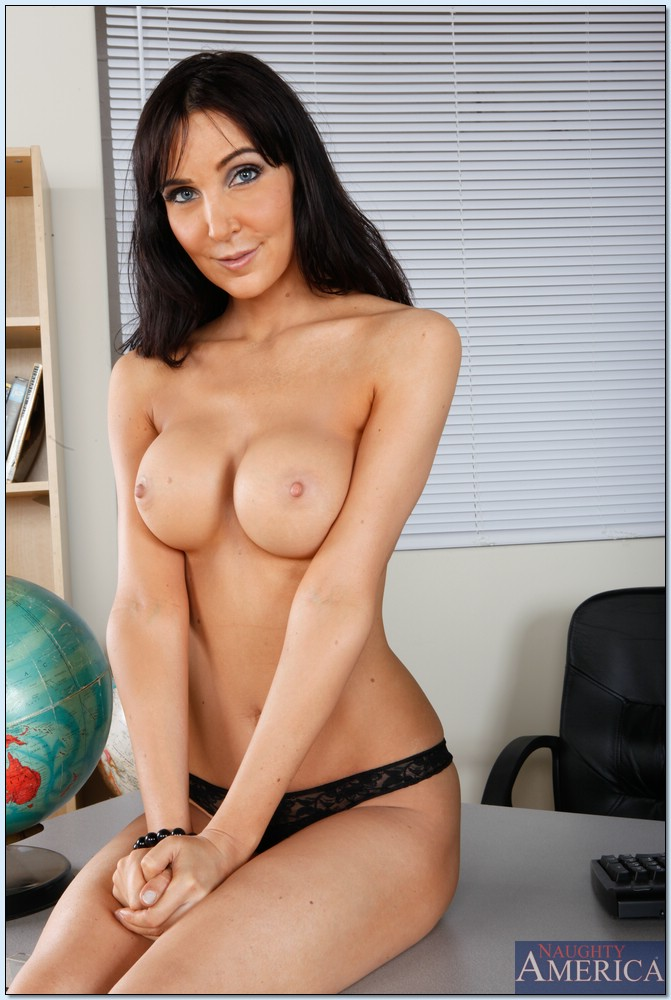 brunette sex My first teacher