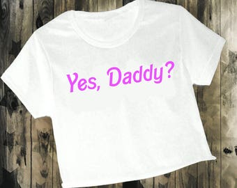 Teen says yes daddy