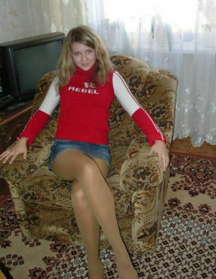 Teen mini skirts and pantyhose
