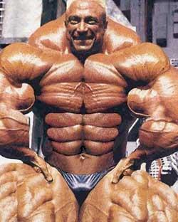 Gay men on steroids