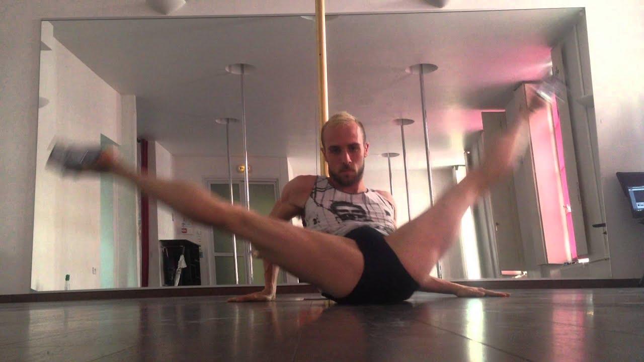 Gay pole dancing