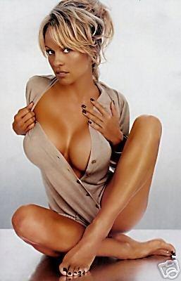 Pamela anderson hot