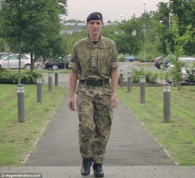 sex British uniform