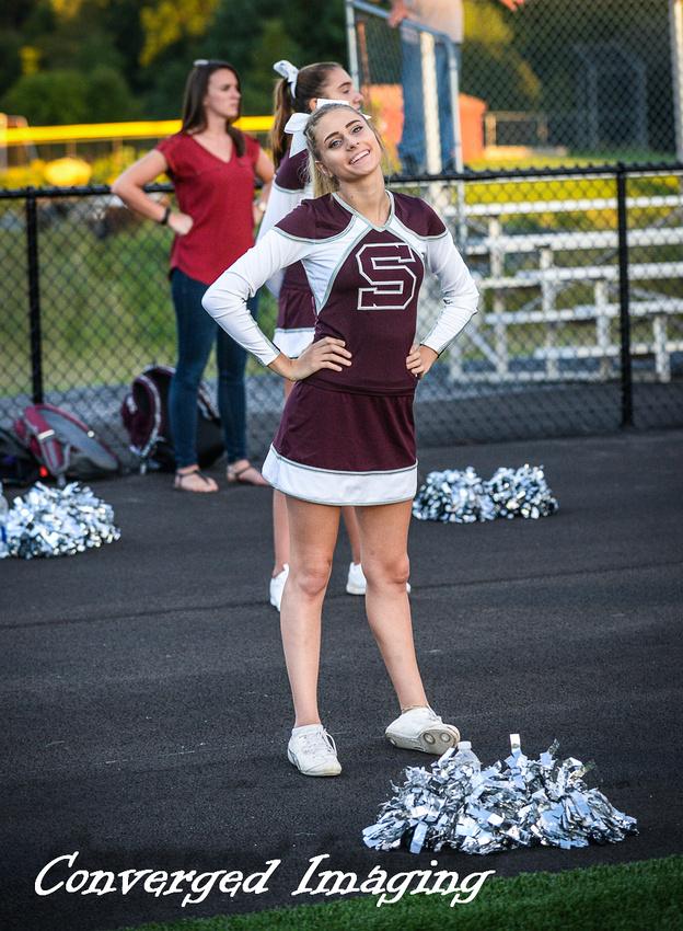 Bailey knox cheerleader