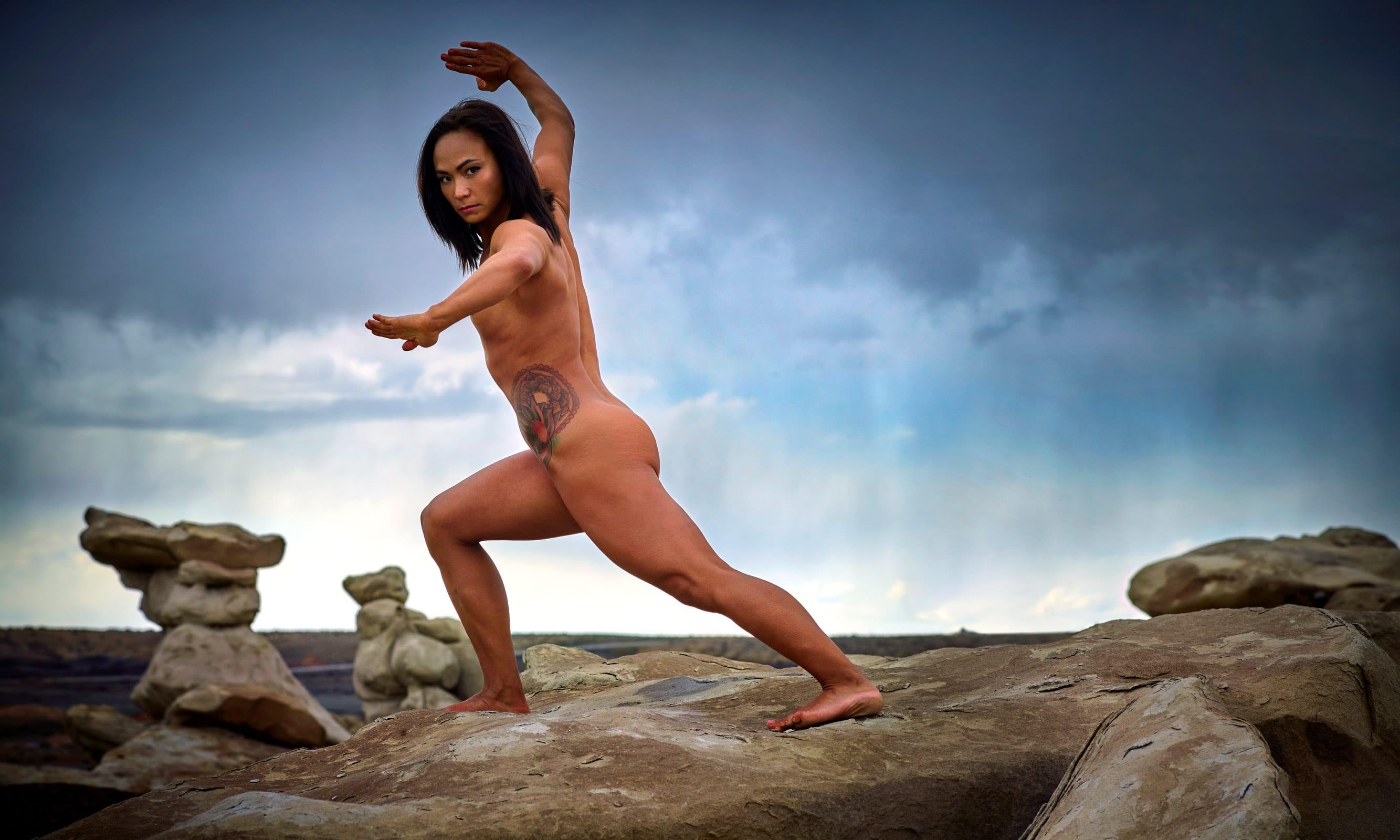 Michelle waterson nude