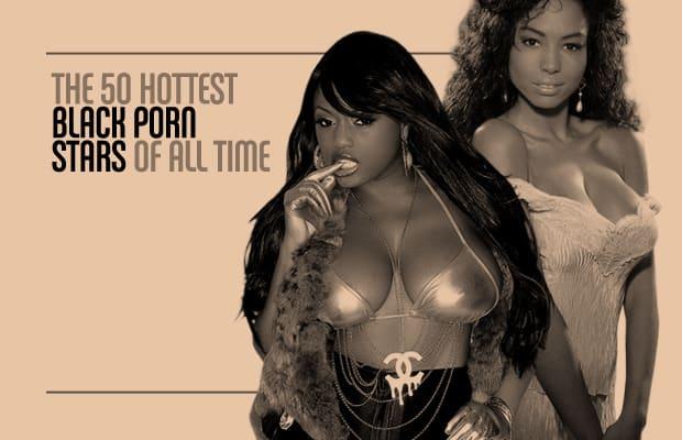 Black ebony female porn stars names