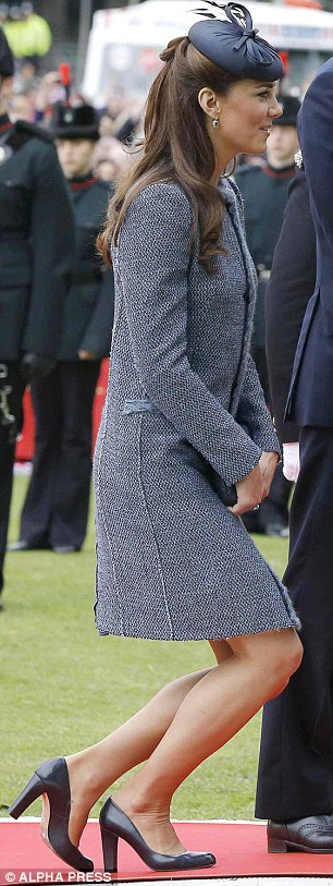 curtsy kate Blood duchess