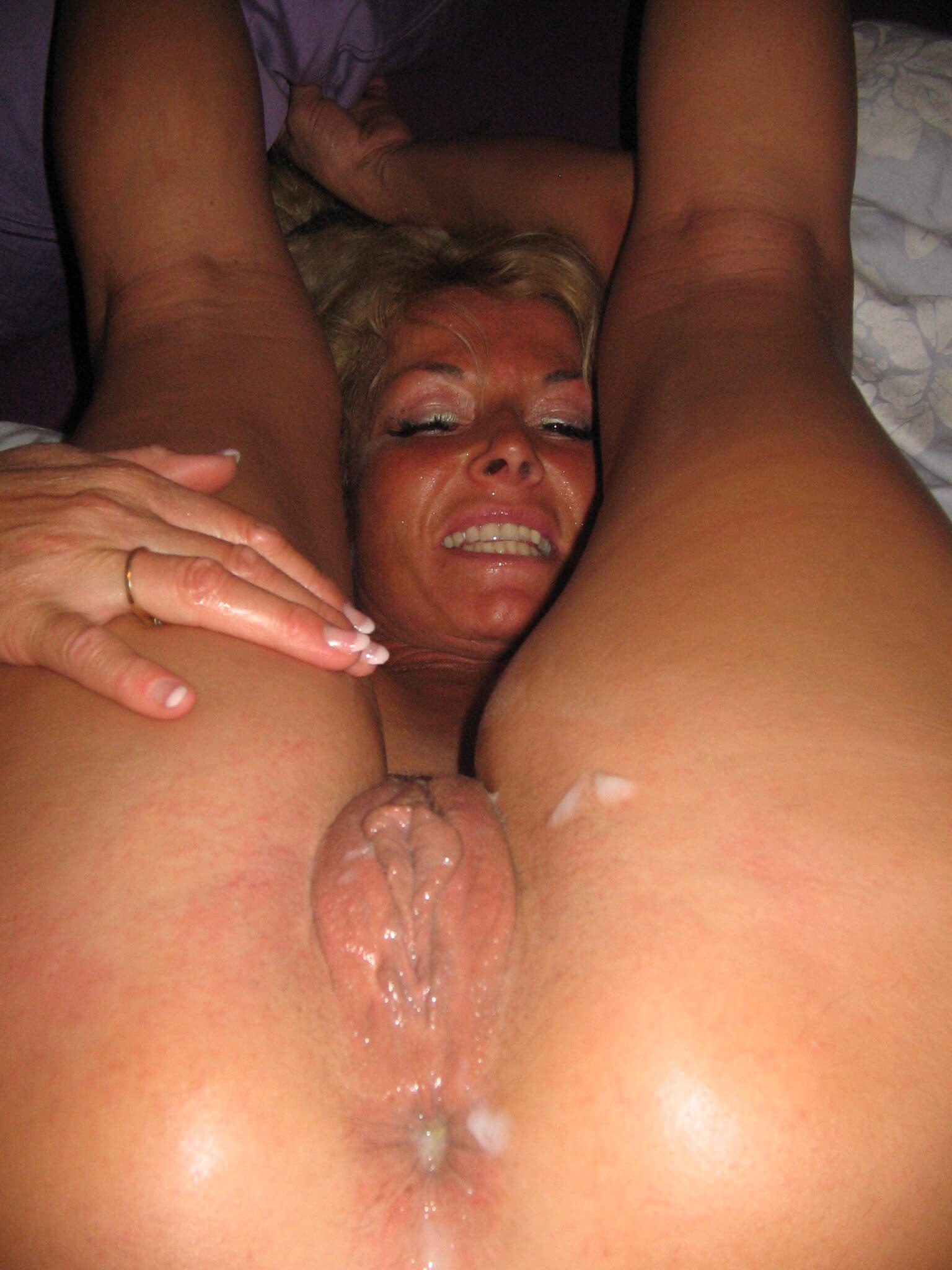 Fresh fucked pussy pictures