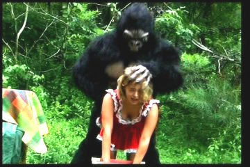 bigfoot with Girl sex