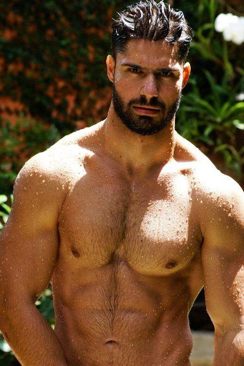 Hot naked gay brazilian men