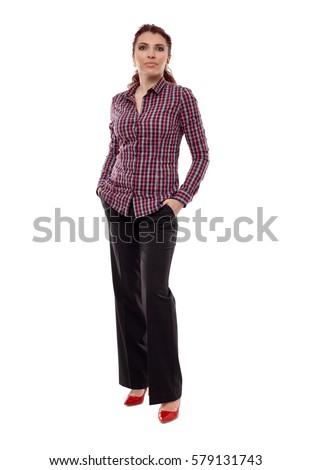 Spread mature business women