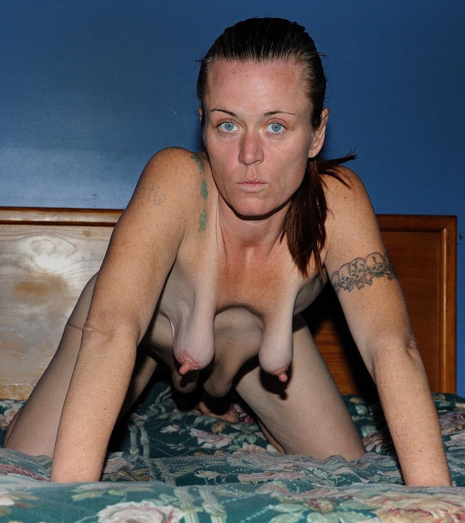 Naked ugly girls porn