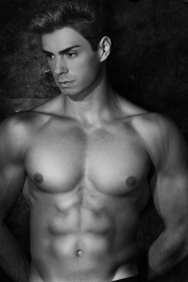 Nude italian men male model