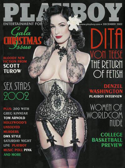 Dita von teese corset