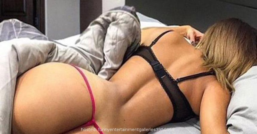 Sexy women in thongs having sex