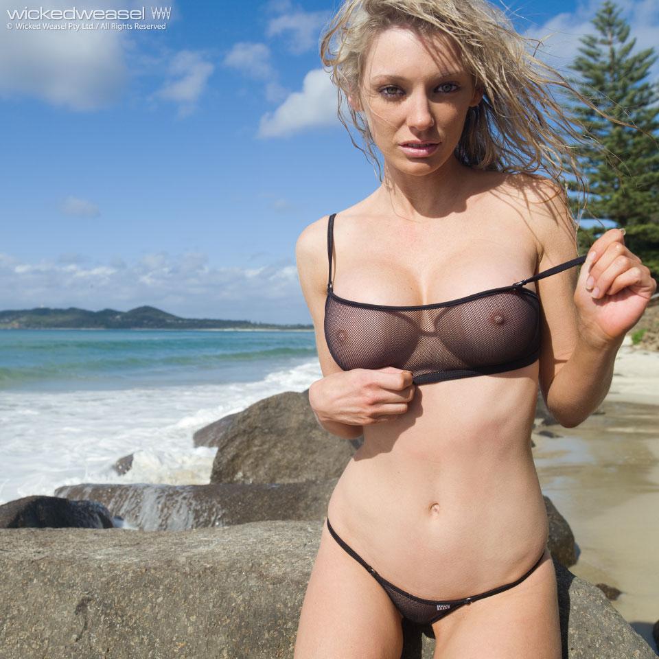 Wicked weasel bikini contest nude