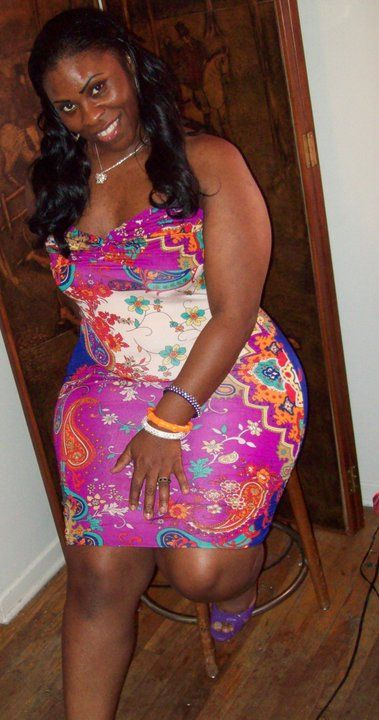 Mature big beautiful black women