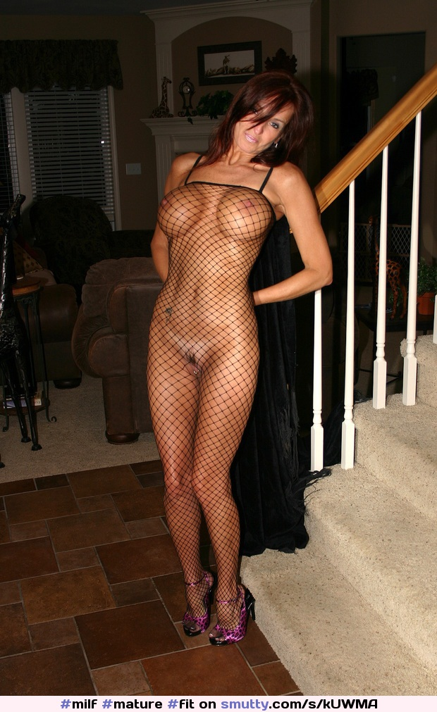 Fit amateur milf