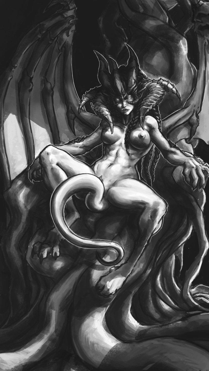 fantasy Erotic art nude