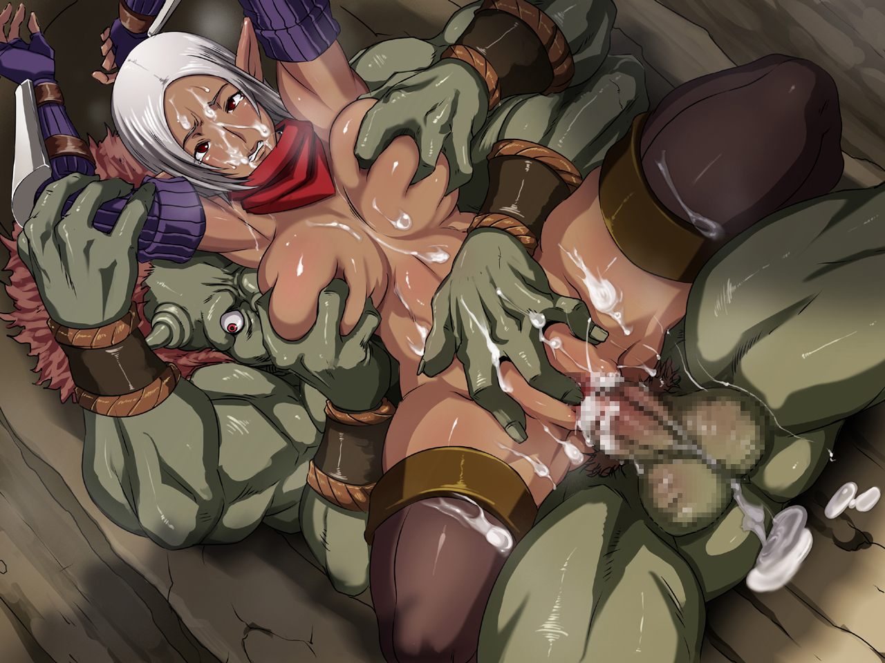 Hentai monster porn