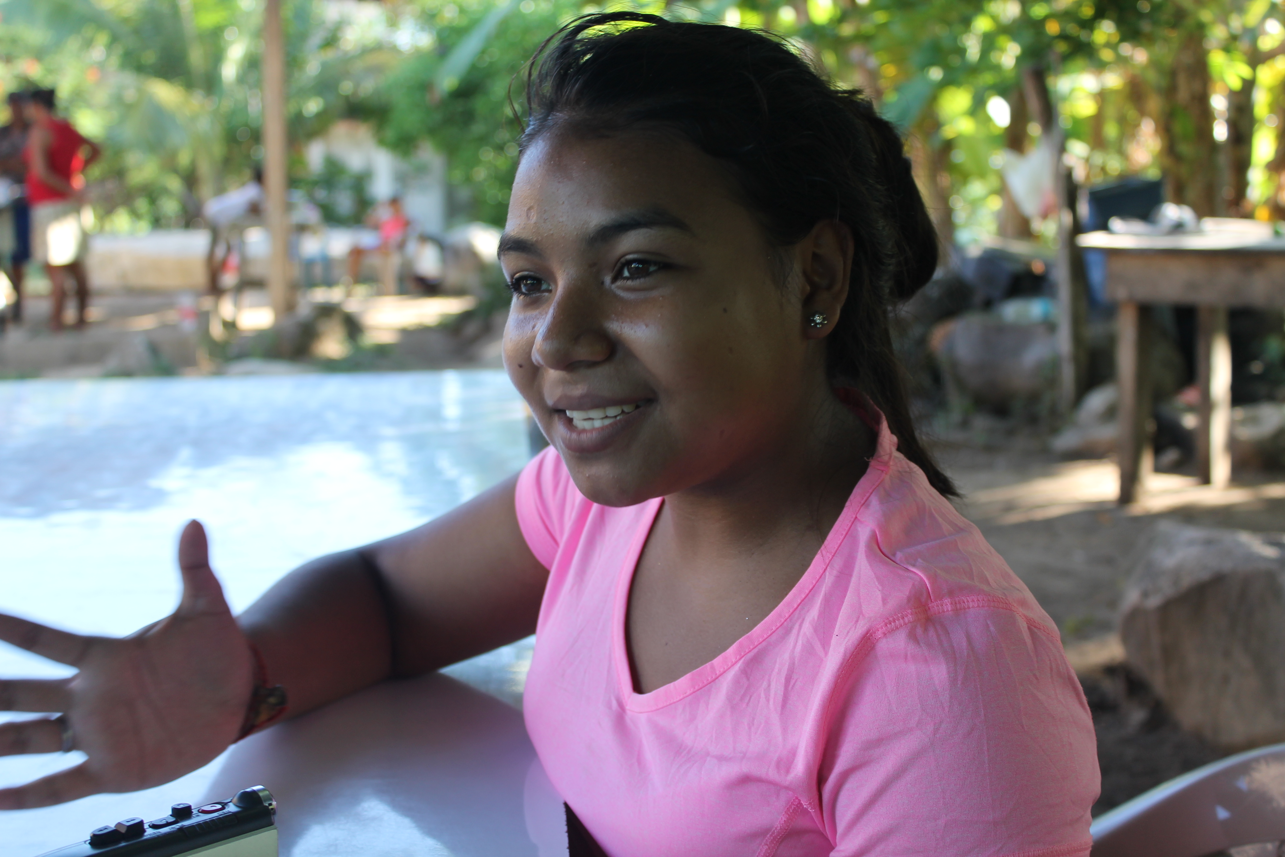 Black caribbean teens