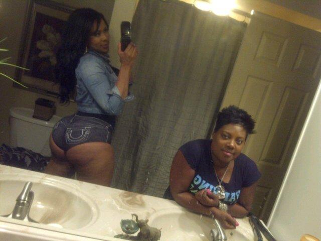 asses shorts booty latina Big