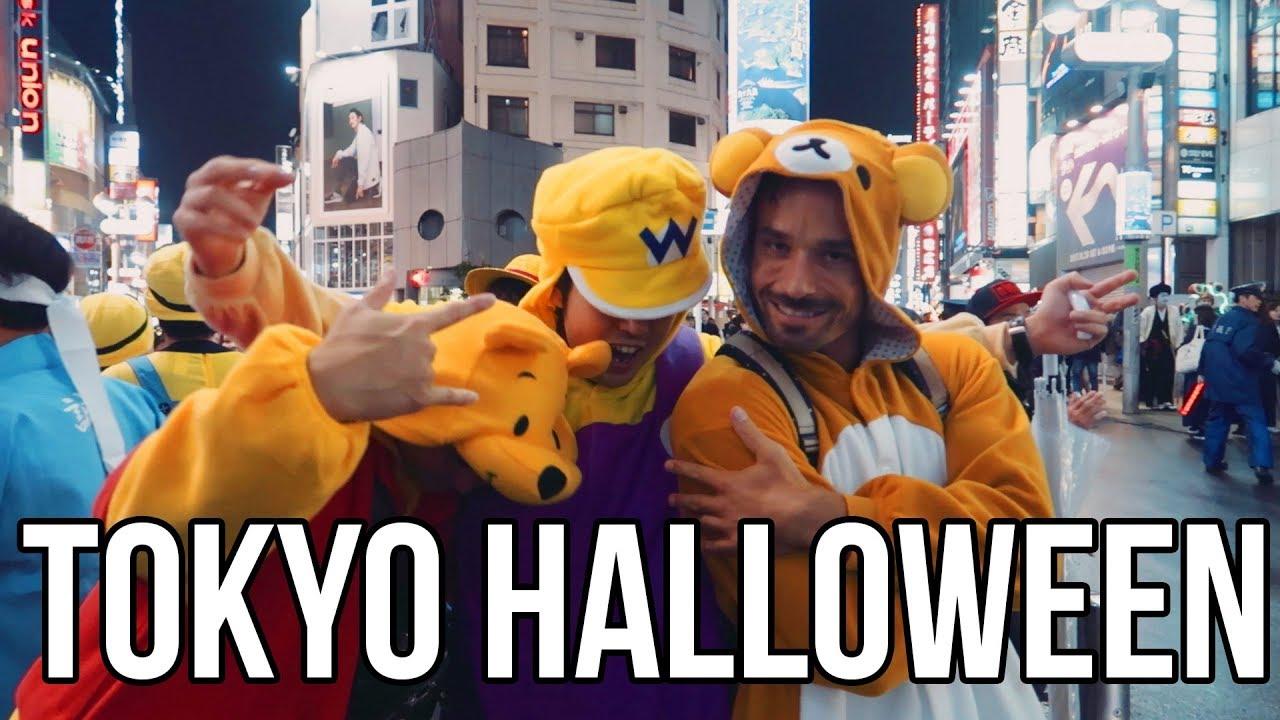 halloween party Crazy street