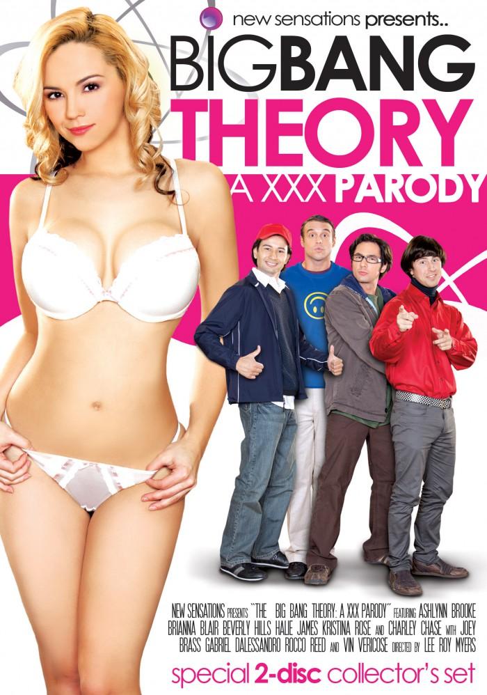 Big bang theory xxx parody