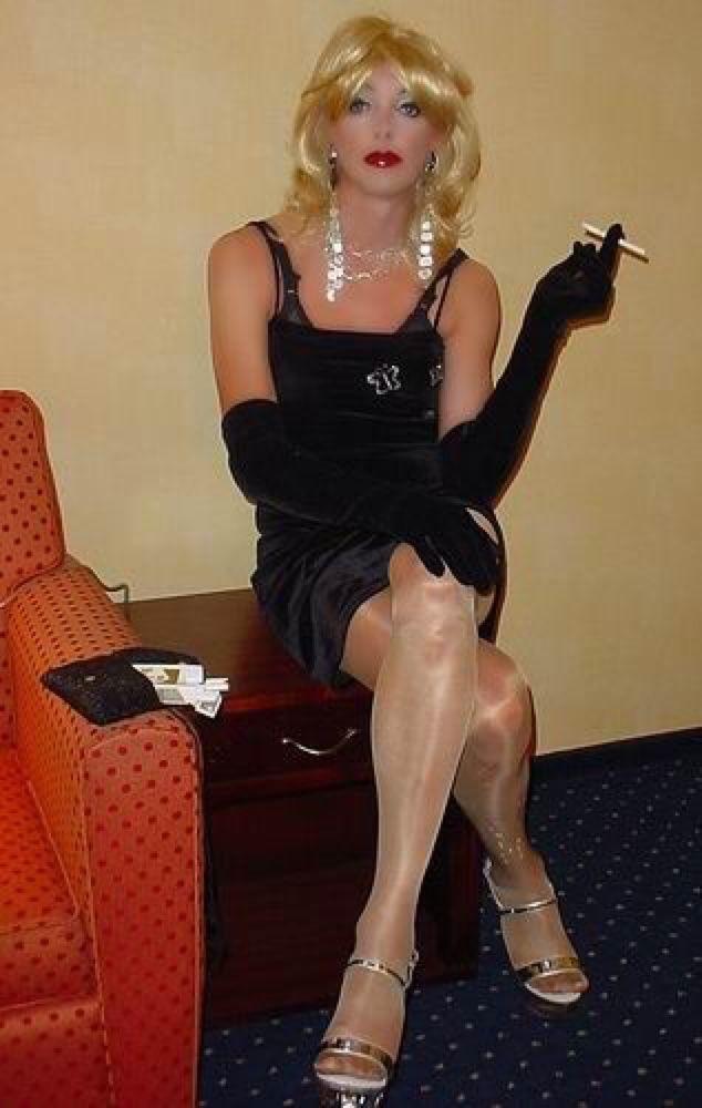 Sissy drag queen sex