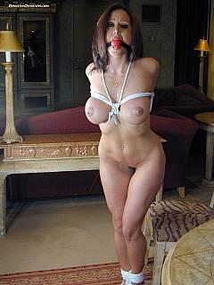 carter bondage Christina