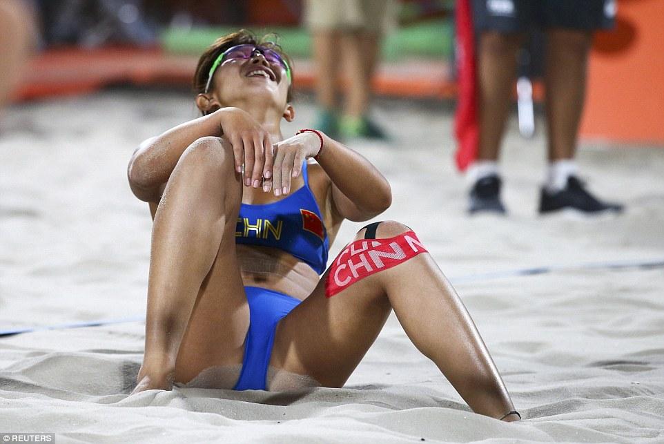 Beach volleyball women