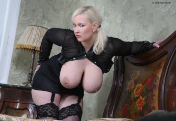 big boobs Madleina