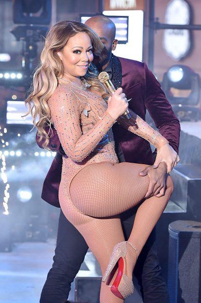 Mariah carey fucked