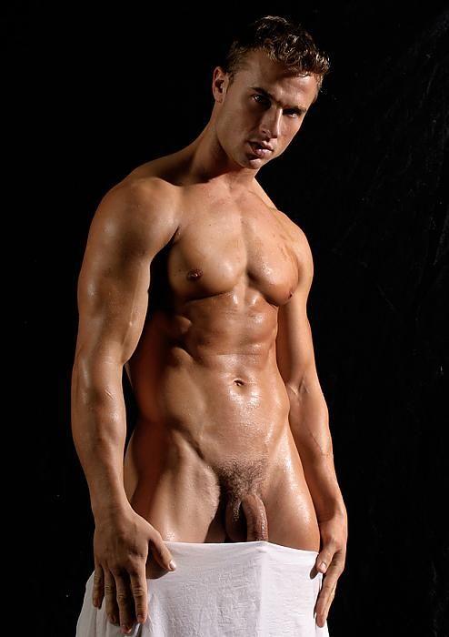 Nude male model derrick davenport gay