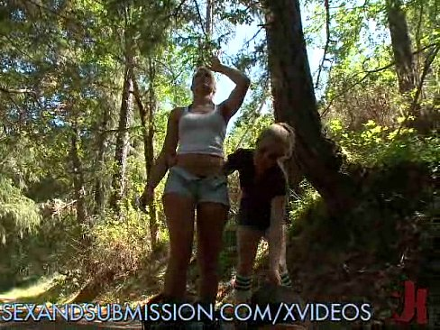 Milf naked woods forest sex