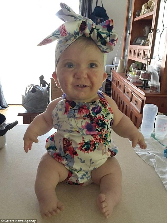 Thumbelina young models pic