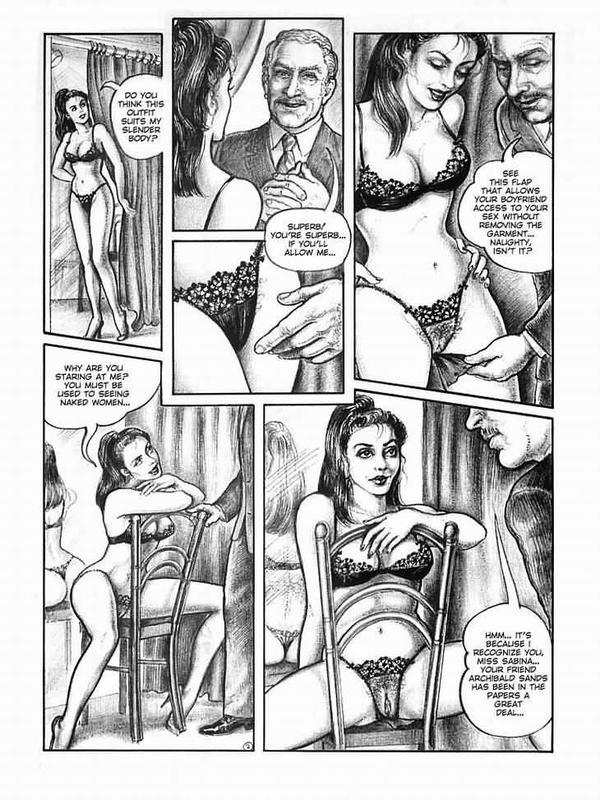 Cartoon comic sex stories